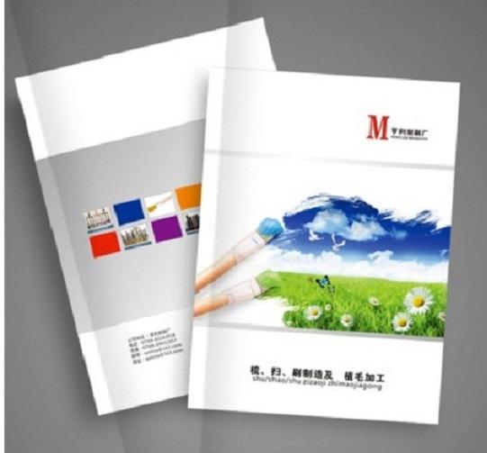 松江企业画册设计 松江产品宣传册制作 松江彩页折页印刷 松江商标图片