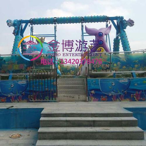 小型海盗船价格 公园游乐设施