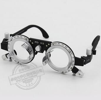 供应 验光检测设备 试戴架 试镜架 瞳距从48开始到70的试镜架