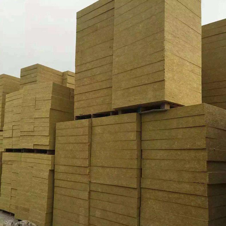 富美达  供应国标防火岩棉板 保温隔热岩棉板 高密度憎水吸音岩棉板厂家