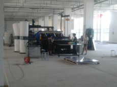 河南卓特3D厂家引进的德国BATTENFELD3D光栅材料生产设备
