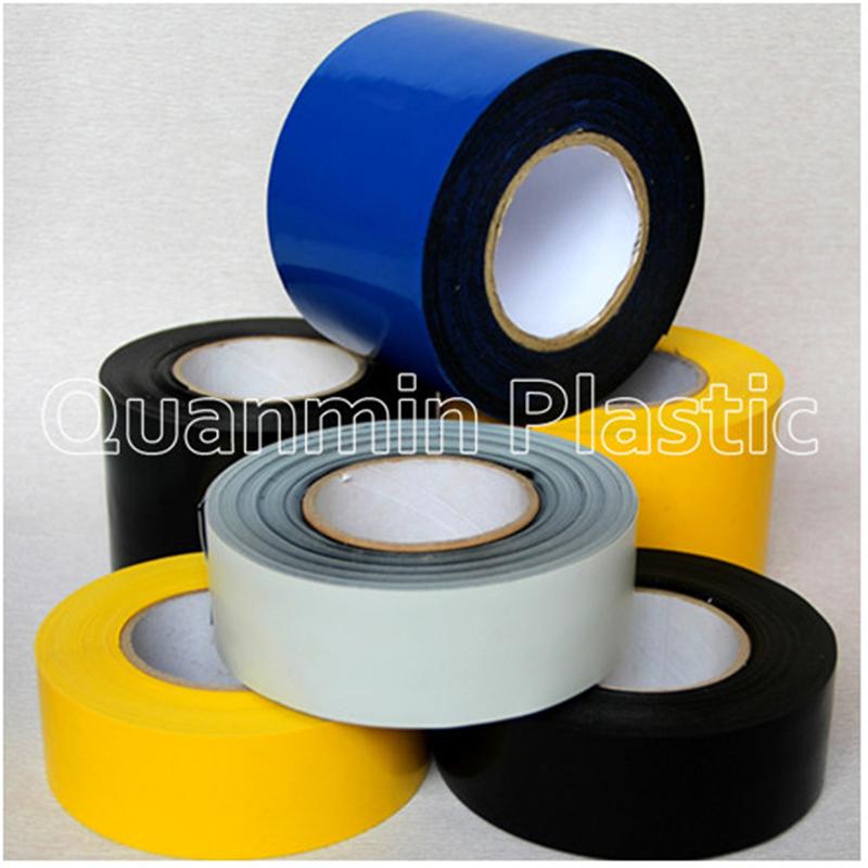 山东全民塑胶公司防腐胶带厂家特价供应改性沥青防腐胶带