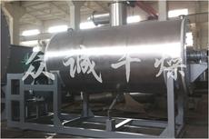 众诚ZB系列真空耙式干燥机 质量可靠 运行平稳