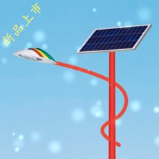 厂家直销6米市政太阳能led路灯 可做工程批发 价格实惠