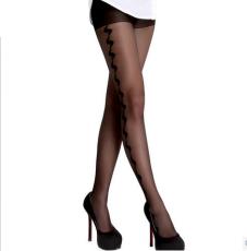供应肉色超薄隐形长丝袜性感黑丝袜子女提花丝袜