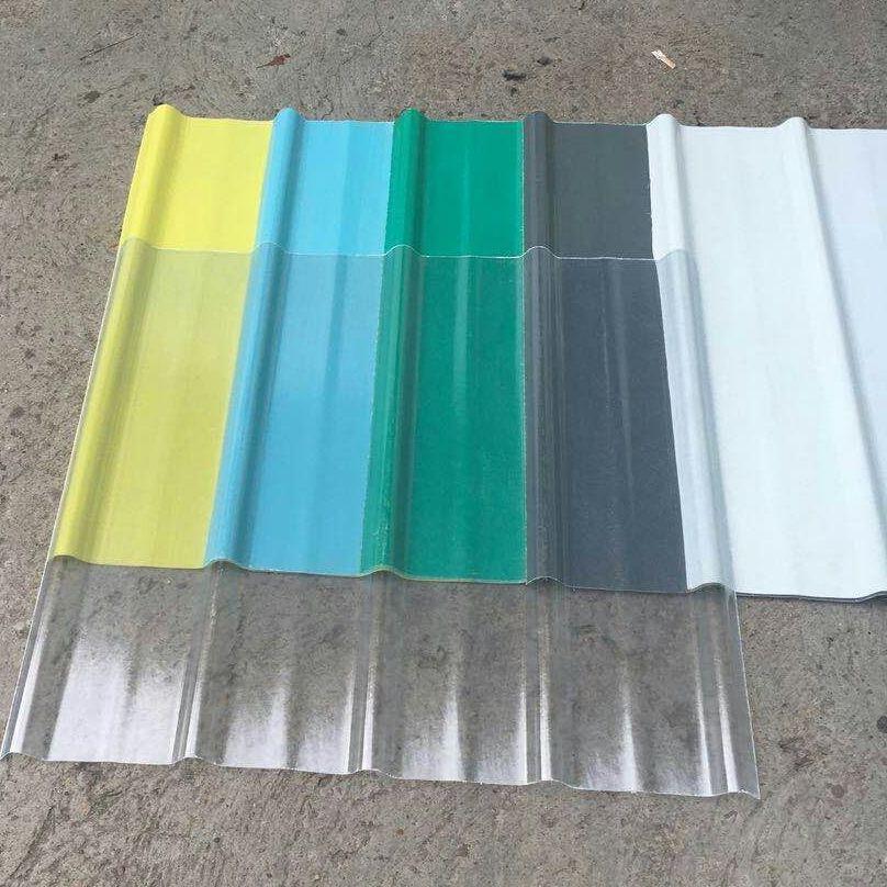 厂家供应:FRP瓦FRP采光瓦采光板高强度耐酸碱FRP瓦抗冰雹不老化FRP瓦