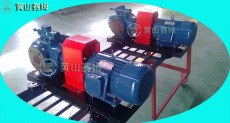 焦化厂主机润滑系统低压油泵HSNH40-38Z