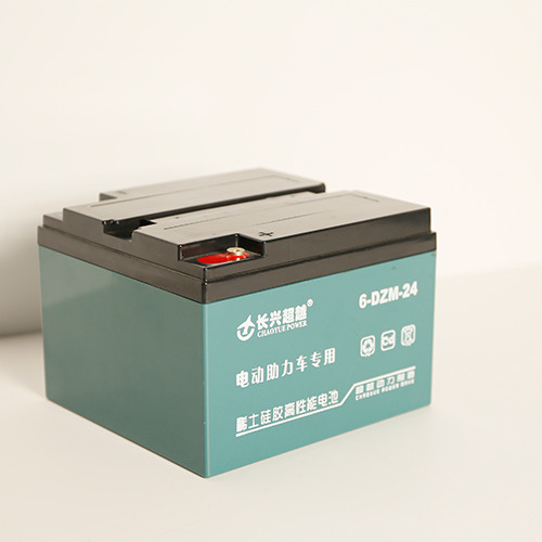 长兴铅酸蓄电池浙江6-DZM-24AH铅酸蓄电池动力电池电动车电池