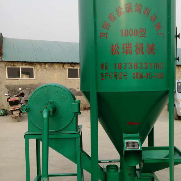 饲料搅拌机价格 卫辉饲料机厂家销售  新乡饲料搅拌机厂家批发