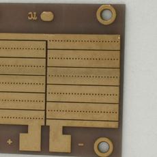 斯利通氧化铝陶瓷电路板