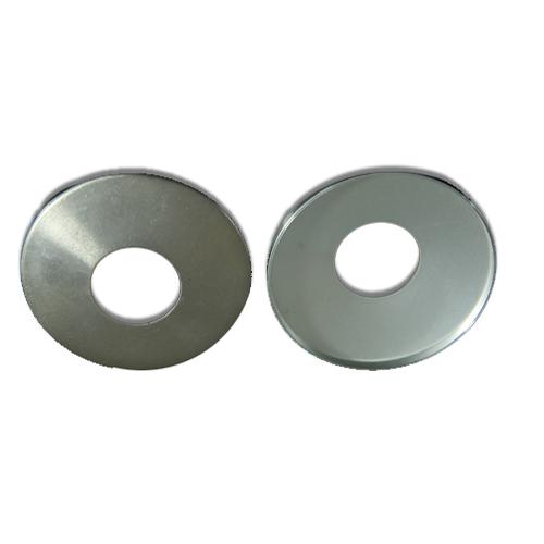 化纤设备配件纺机配件 定制碗型铝垫圈 碗型不锈钢垫圈 规格定制