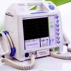 现货供应席勒除颤监护仪DG5000-A1带起搏DEFIGARD5000除颤仪