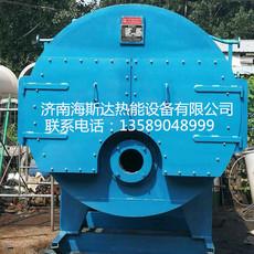 出售无锡锡湖2吨燃气锅炉辅机资料齐全