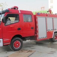 五十铃3.5吨水罐消防车报价