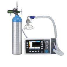 深圳安保 急救转运呼吸机 AII6000B 实时反馈患者呼吸抢救效果