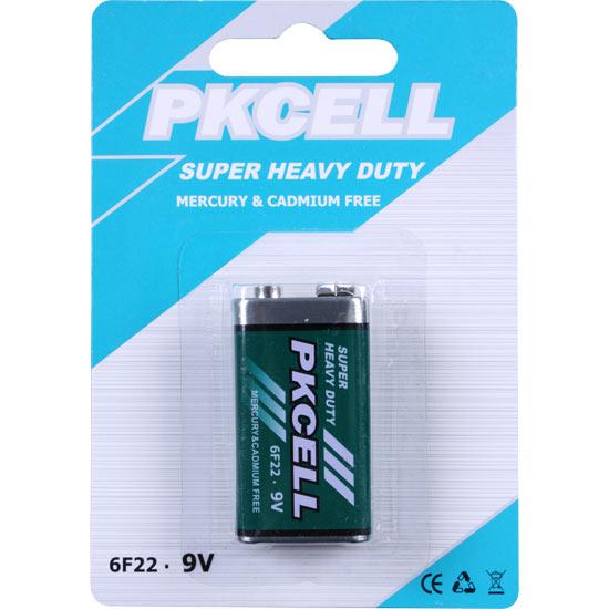 干电池 碳性电池 9V 6F22  厂家直销