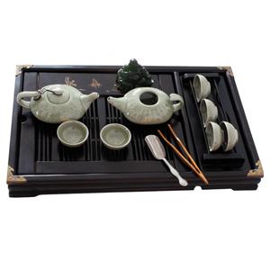 供应手工绘制陶瓷工艺摆件