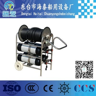 电动送风式长管呼吸器6.8L复合气瓶  厂家批发