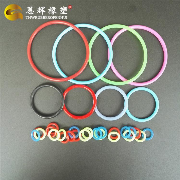 特价供应食品级硅胶圈 耐高温硅胶密封圈生产供应厂家