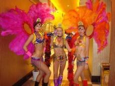 山东烟台外籍模特公司,欧美舞蹈,洋人歌手表演