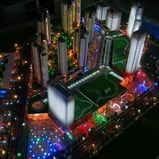 盐城沙盘东台建筑模型崇明沙盘模型制作盐城厂房模型