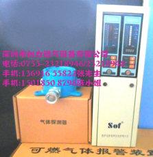 工业用固定式可燃气体报警器SST-9801A气体浓度报警器、气体泄漏检测报警器