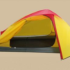棕榈滩帐篷 国内最轻单人帐篷 仅1.2KG 双层铝合金