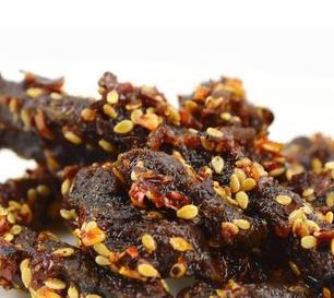 西藏拉萨珠峰食品 香酥牦牛肉