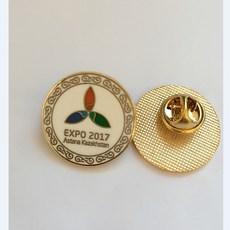 专业金属徽章订做厂家北京高档铜质胸章纪念章制作