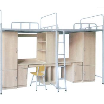 供应河南洛阳三威SW-J014公寓双层床厂家直销
