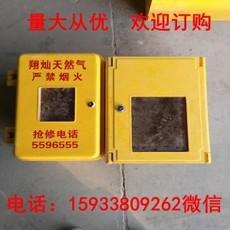 天燃气仪表保护燃气表箱箱单格一表玻璃钢燃气表箱