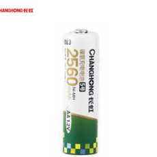 原厂正品 5号长虹充电电池 长虹五号可充电池 镍氢HR6-AA玩具电池