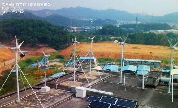 黑龙江农村500瓦风力发电机