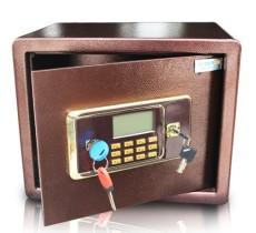 洛阳优玛特供 家用办公保险箱 保管箱电子密码保险柜 办公家具