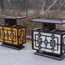 广州市康图家具厂批发 市政垃圾桶市政垃圾箱钢木垃圾桶玻璃钢垃圾箱