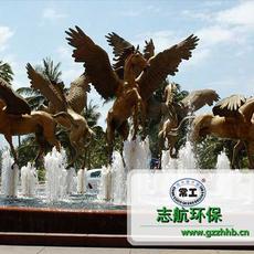 广州常工雕塑喷泉