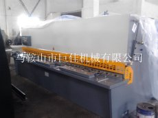 剪8毫米铁板剪板机 QC12Y-8*3200液压剪板机价格