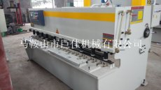 剪6毫米铁板剪板机 QC12Y-6*2500液压剪板机价格