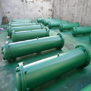 列管式冷凝器 换热器生产厂家--北京市静鑫通茂