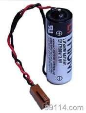 原装东芝锂电池ER17500V3.6V