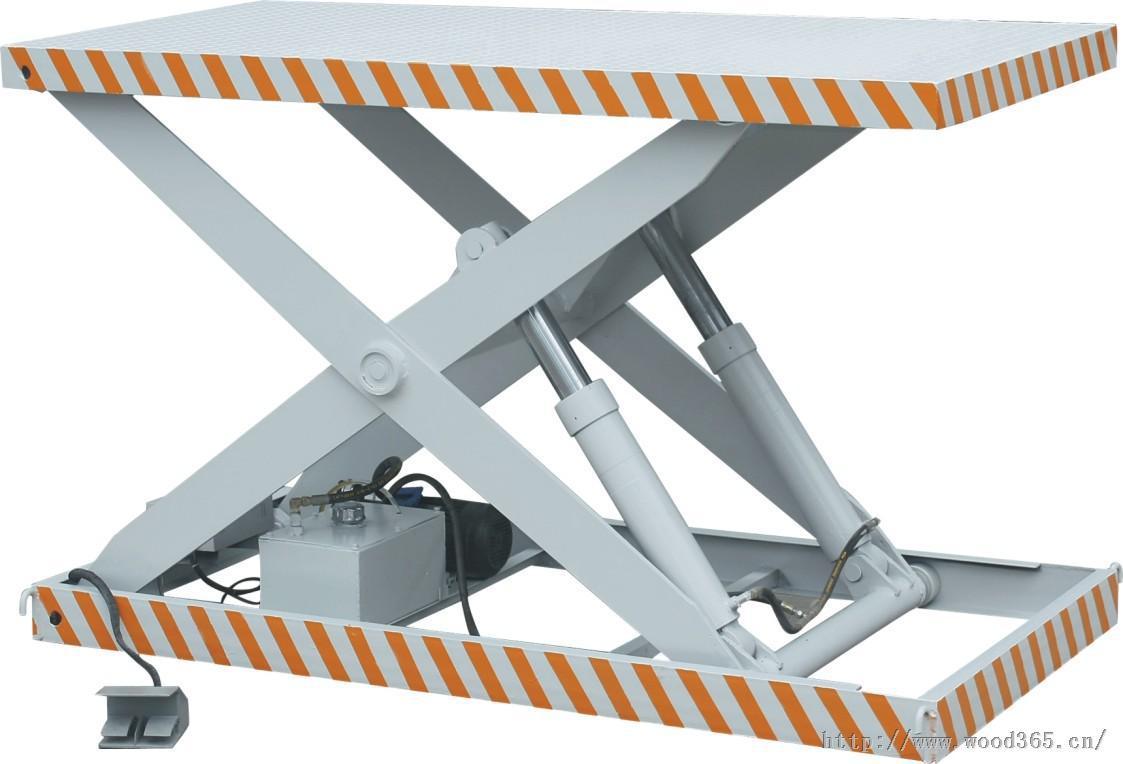 3t升降台 木工升降台 液压升降平台图片