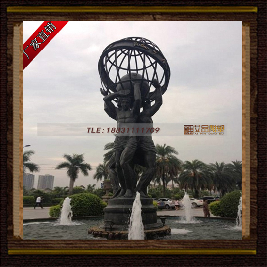 喷泉雕塑 地产喷泉  景观喷泉 人物喷泉雕塑 动物喷泉雕塑