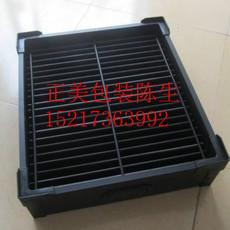【深圳生产防静电中空板刀卡 塑料万通板刀卡箱】价格_盐田厂家
