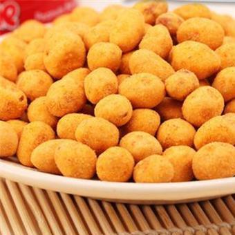 临沂厂家直销沂蒙小哥烧烤味花生 台湾进口休闲食品 办公室零食