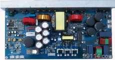 带开关电源300W有源音箱数字功放板
