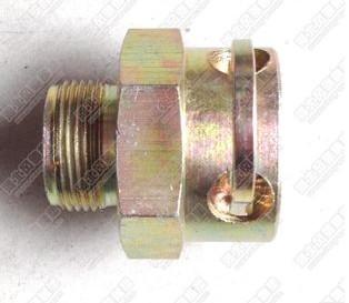 供应矿用接头座、通座六角钢接头座KJ7-32