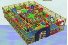 儿童淘气堡 大型游乐设施淘气堡 儿童乐园淘气堡 充气玩具淘气堡