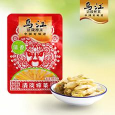 乌江涪陵榨菜清淡榨菜 80g×100袋 箱