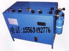 AE102A型氧气瓶充填泵