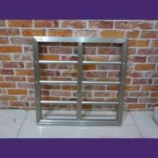 河南防盗窗,钛镁合金防盗窗1